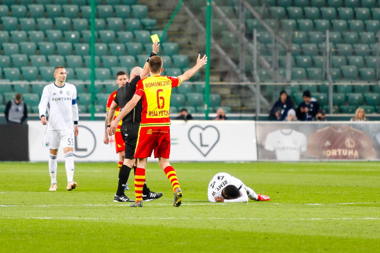 Legia Warszawa 3-0 Jagiellonia Białystok - fot. Piotr Galas (zdjęcie 28 z 87)