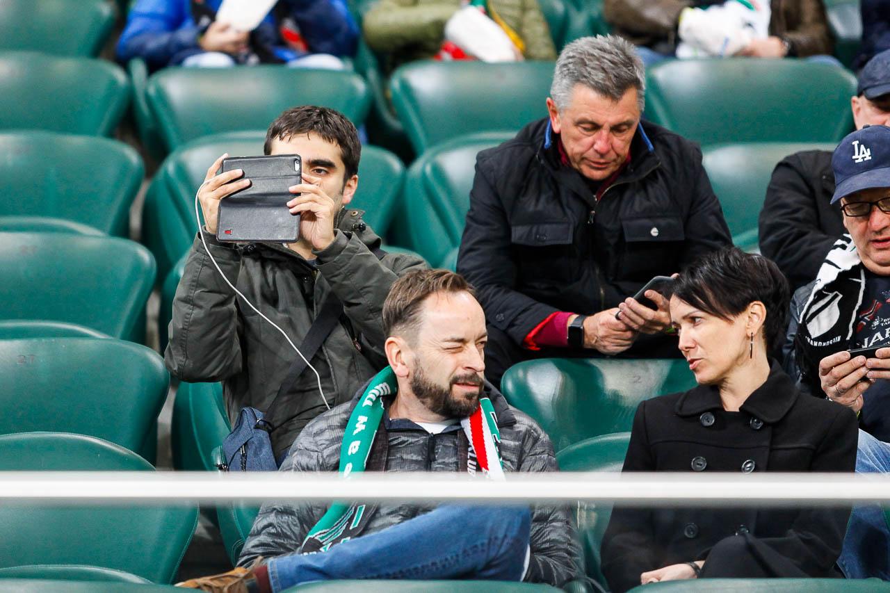 Legia Warszawa 3-0 Jagiellonia Białystok - fot. Piotr Galas (zdjęcie 3 z 87)