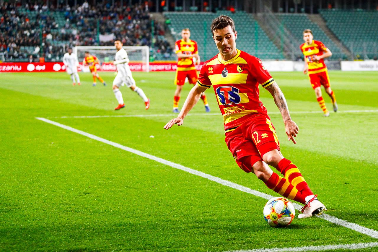 Legia Warszawa 3-0 Jagiellonia Białystok - fot. Piotr Galas (zdjęcie 32 z 87)