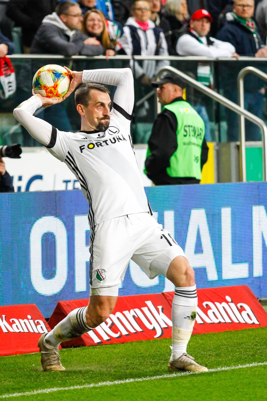 Legia Warszawa 3-0 Jagiellonia Białystok - fot. Piotr Galas (zdjęcie 35 z 87)
