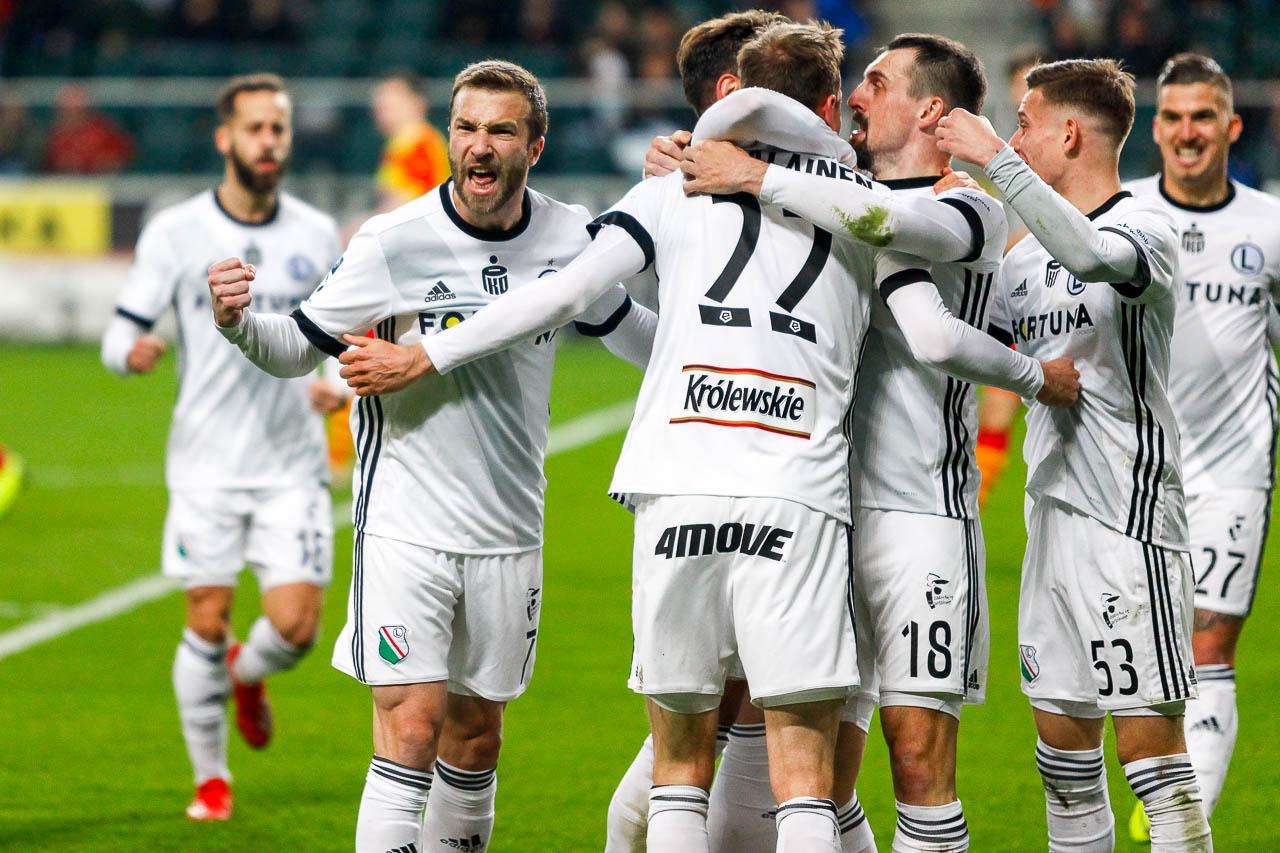 Legia Warszawa 3-0 Jagiellonia Białystok - fot. Piotr Galas (zdjęcie 42 z 87)
