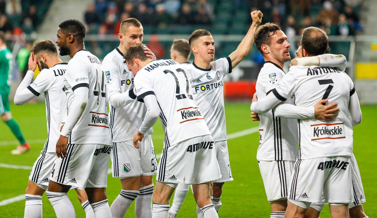 Legia Warszawa 3-0 Jagiellonia Białystok - fot. Piotr Galas (zdjęcie 43 z 87)