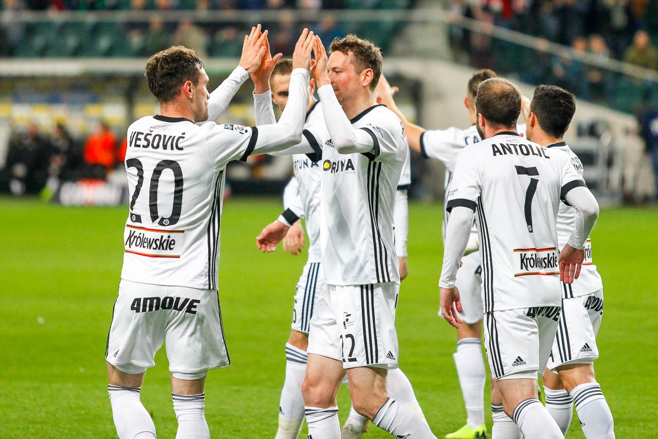 Legia Warszawa 3-0 Jagiellonia Białystok - fot. Piotr Galas (zdjęcie 44 z 87)