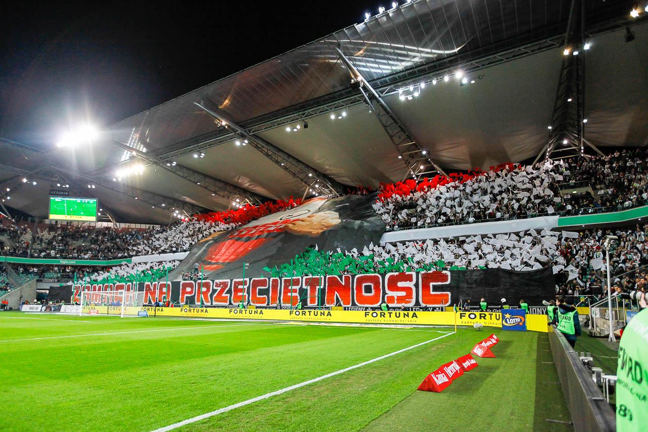 Legia Warszawa 3-0 Jagiellonia Białystok - fot. Piotr Galas (zdjęcie 45 z 87)