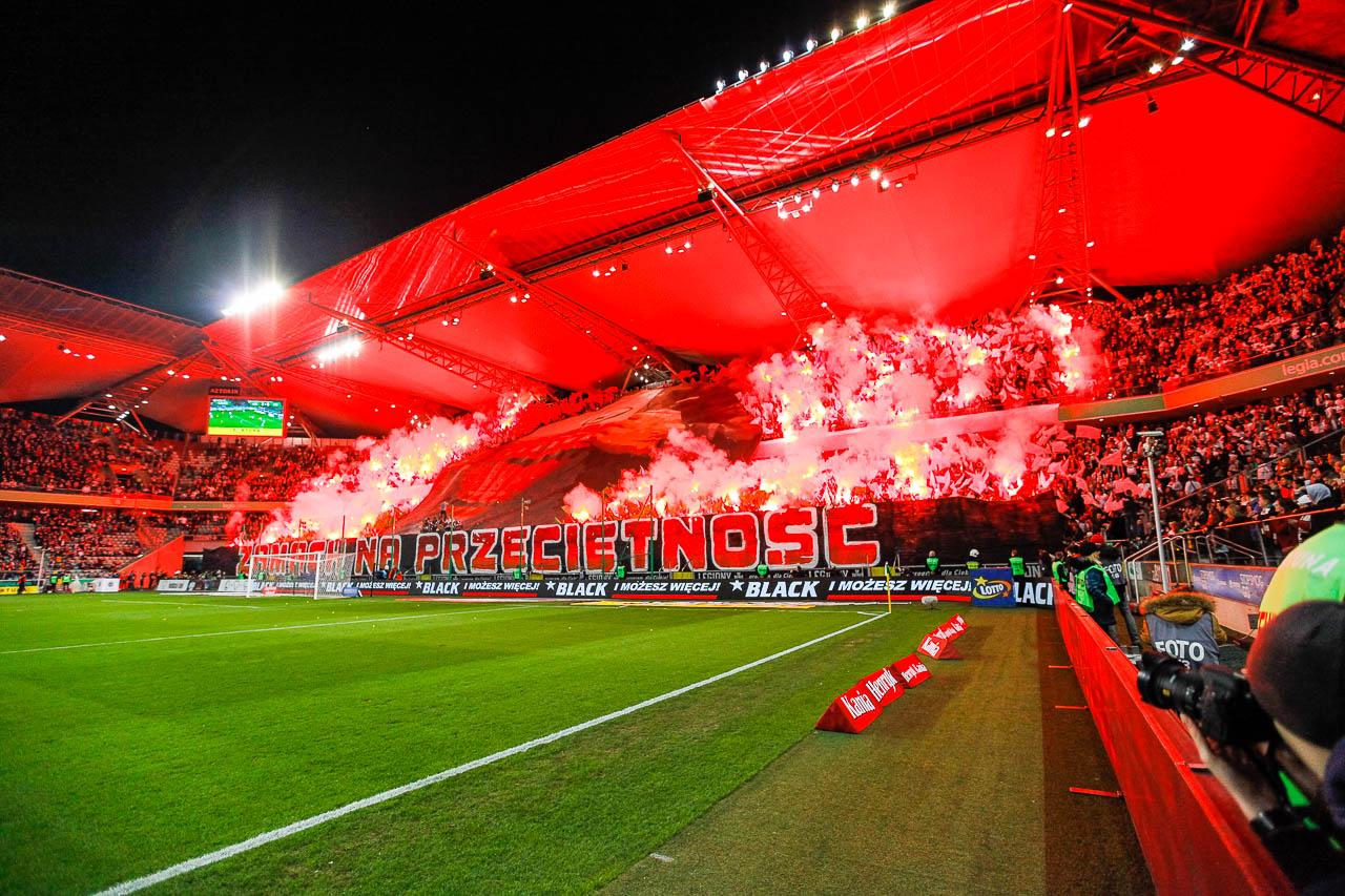 Legia Warszawa 3-0 Jagiellonia Białystok - fot. Piotr Galas (zdjęcie 49 z 87)