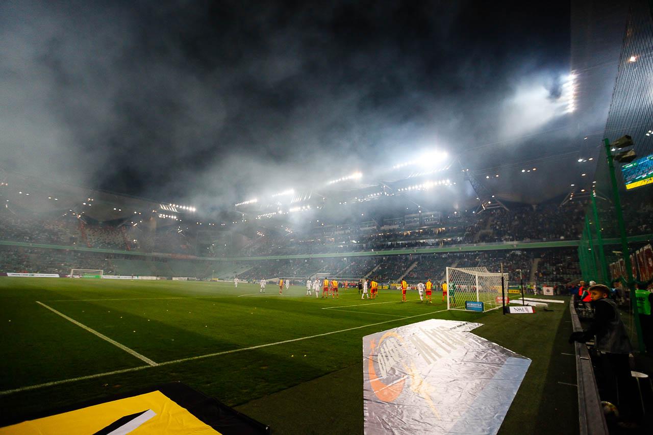 Legia Warszawa 3-0 Jagiellonia Białystok - fot. Piotr Galas (zdjęcie 50 z 87)
