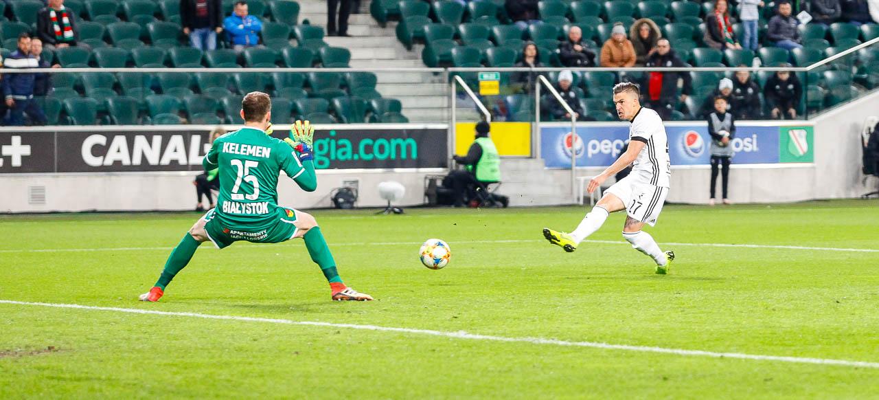 Legia Warszawa 3-0 Jagiellonia Białystok - fot. Piotr Galas (zdjęcie 51 z 87)