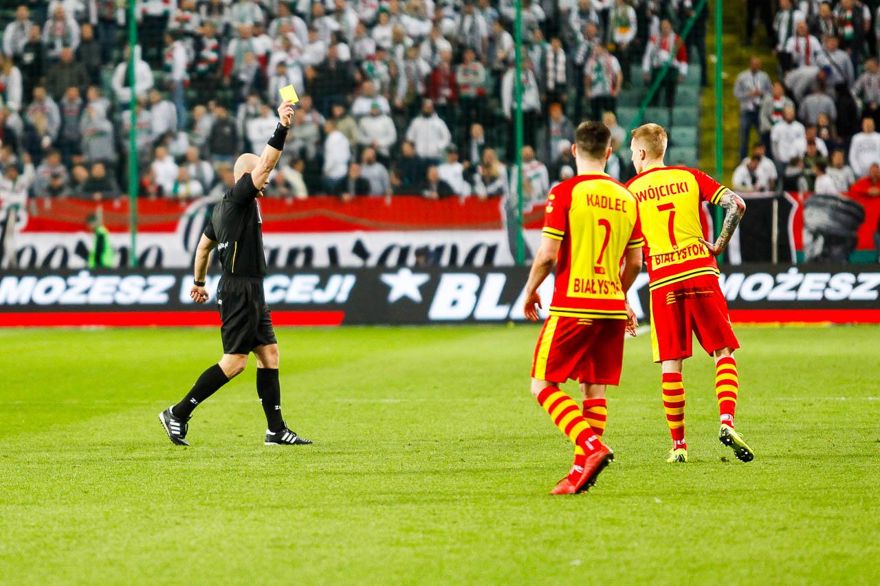 Legia Warszawa 3-0 Jagiellonia Białystok - fot. Piotr Galas (zdjęcie 52 z 87)