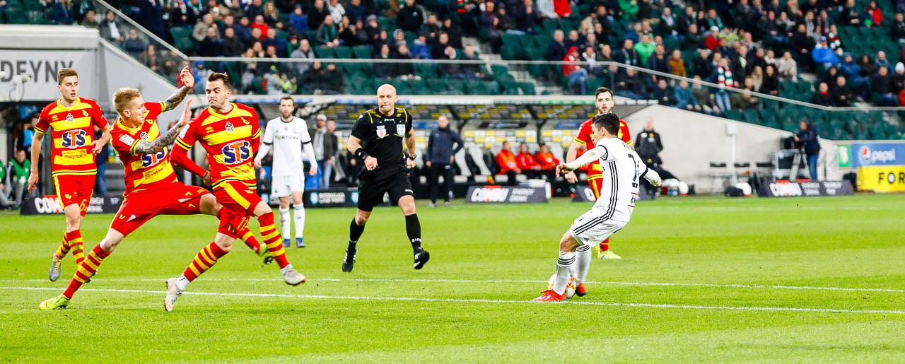 Legia Warszawa 3-0 Jagiellonia Białystok - fot. Piotr Galas (zdjęcie 57 z 87)