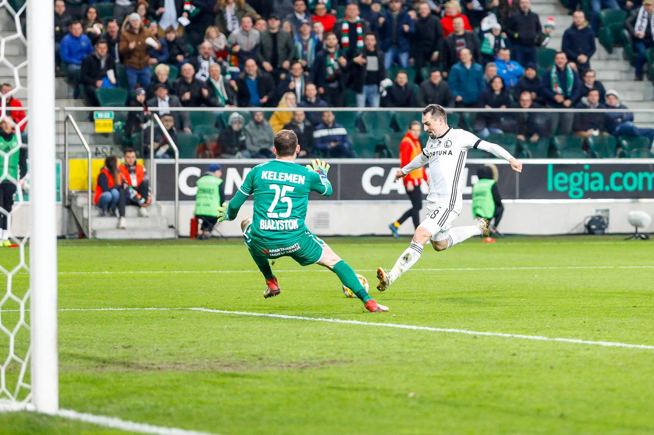 Legia Warszawa 3-0 Jagiellonia Białystok - fot. Piotr Galas (zdjęcie 62 z 87)