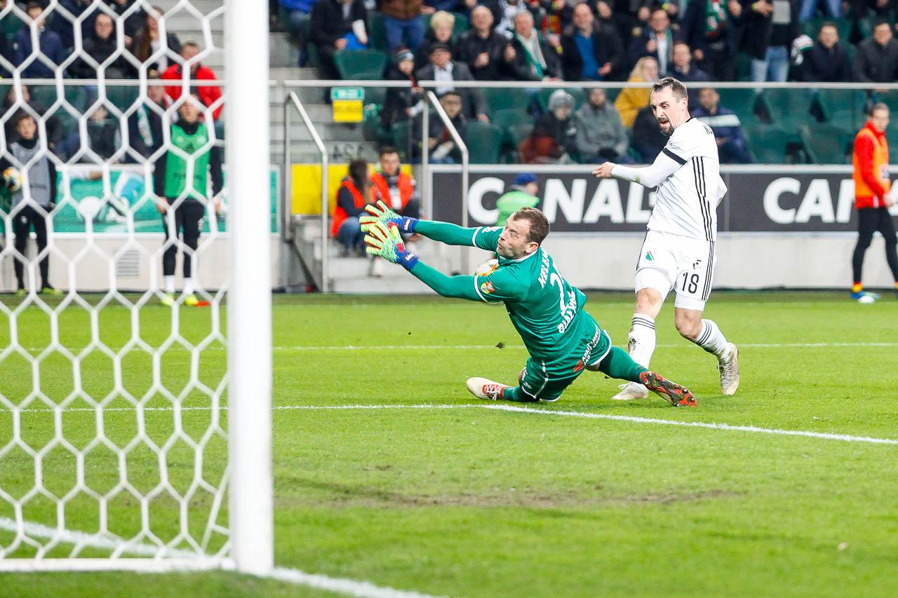 Legia Warszawa 3-0 Jagiellonia Białystok - fot. Piotr Galas (zdjęcie 63 z 87)