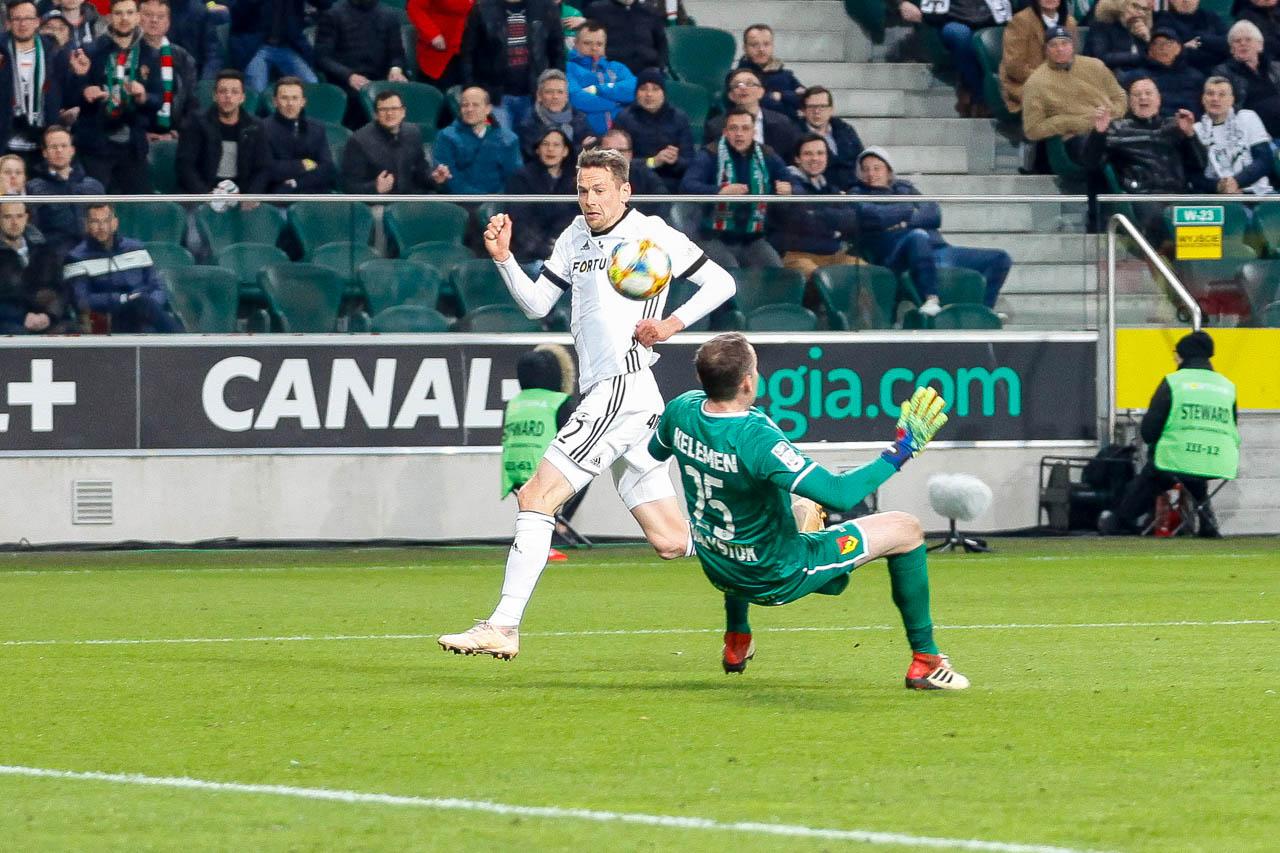 Legia Warszawa 3-0 Jagiellonia Białystok - fot. Piotr Galas (zdjęcie 68 z 87)