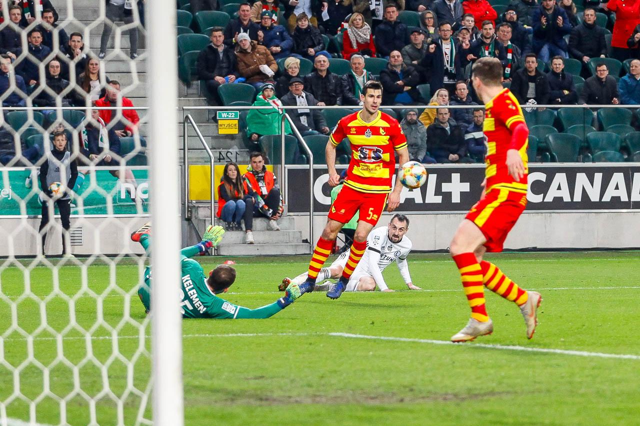 Legia Warszawa 3-0 Jagiellonia Białystok - fot. Piotr Galas (zdjęcie 69 z 87)