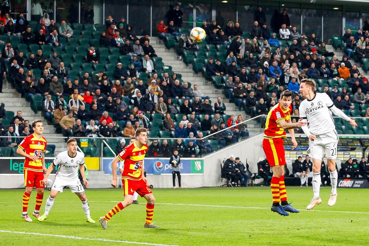 Legia Warszawa 3-0 Jagiellonia Białystok - fot. Piotr Galas (zdjęcie 77 z 87)