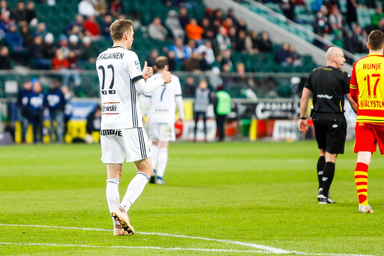Legia Warszawa 3-0 Jagiellonia Białystok - fot. Piotr Galas (zdjęcie 78 z 87)