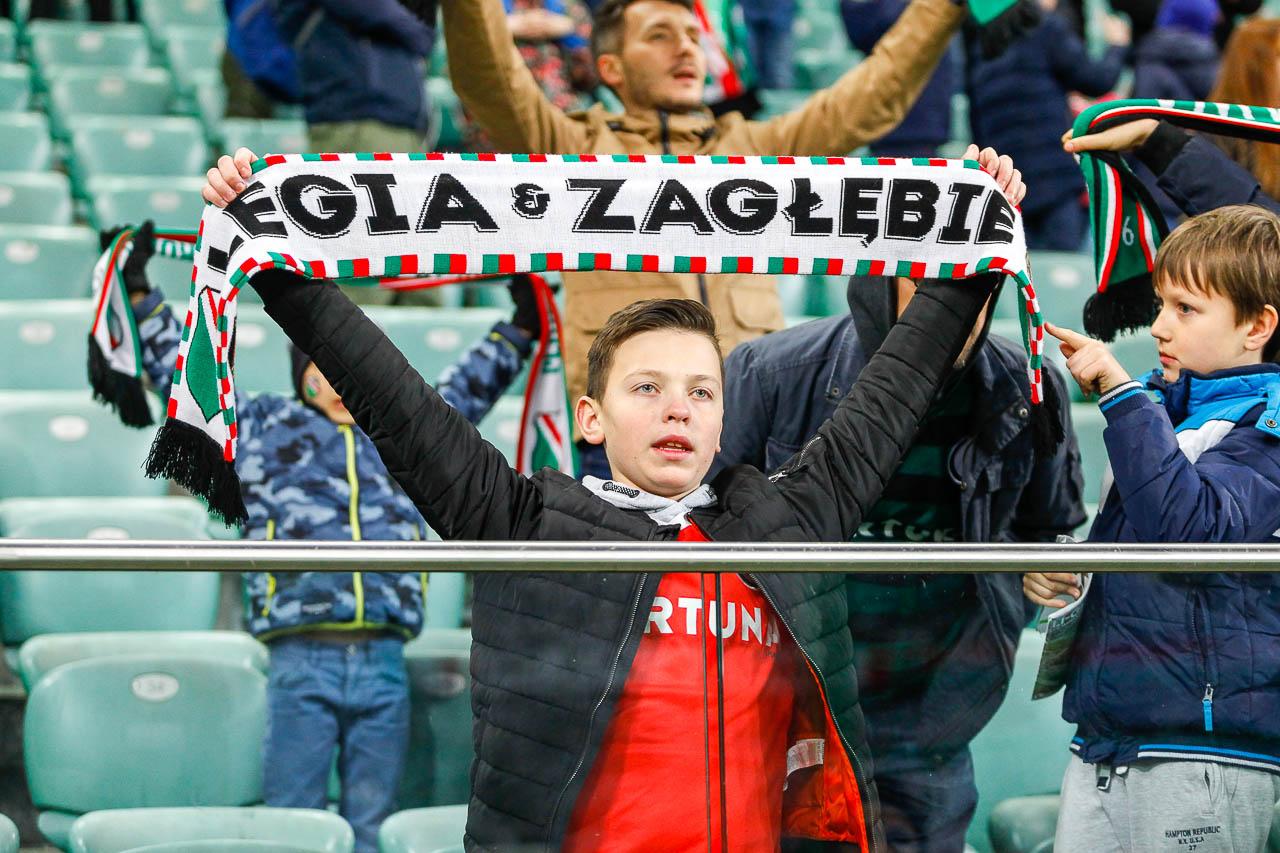 Legia Warszawa 3-0 Jagiellonia Białystok - fot. Piotr Galas (zdjęcie 79 z 87)