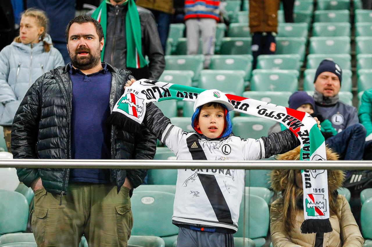 Legia Warszawa 3-0 Jagiellonia Białystok - fot. Piotr Galas (zdjęcie 80 z 87)