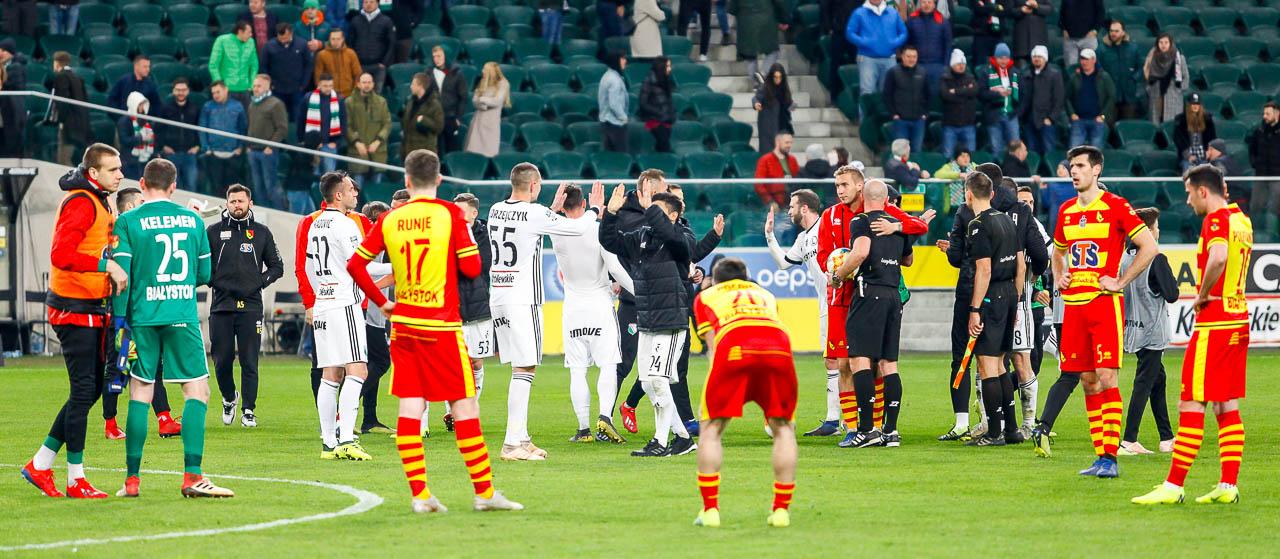 Legia Warszawa 3-0 Jagiellonia Białystok - fot. Piotr Galas (zdjęcie 82 z 87)