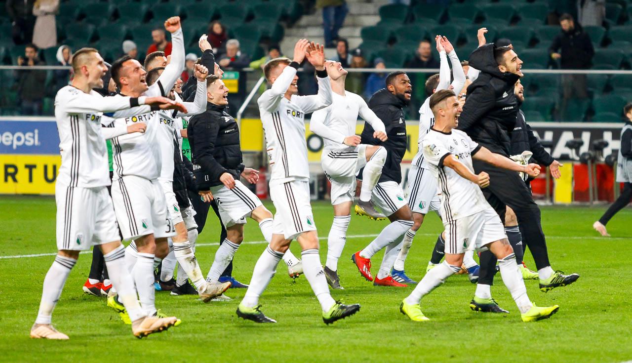 Legia Warszawa 3-0 Jagiellonia Białystok - fot. Piotr Galas (zdjęcie 84 z 87)