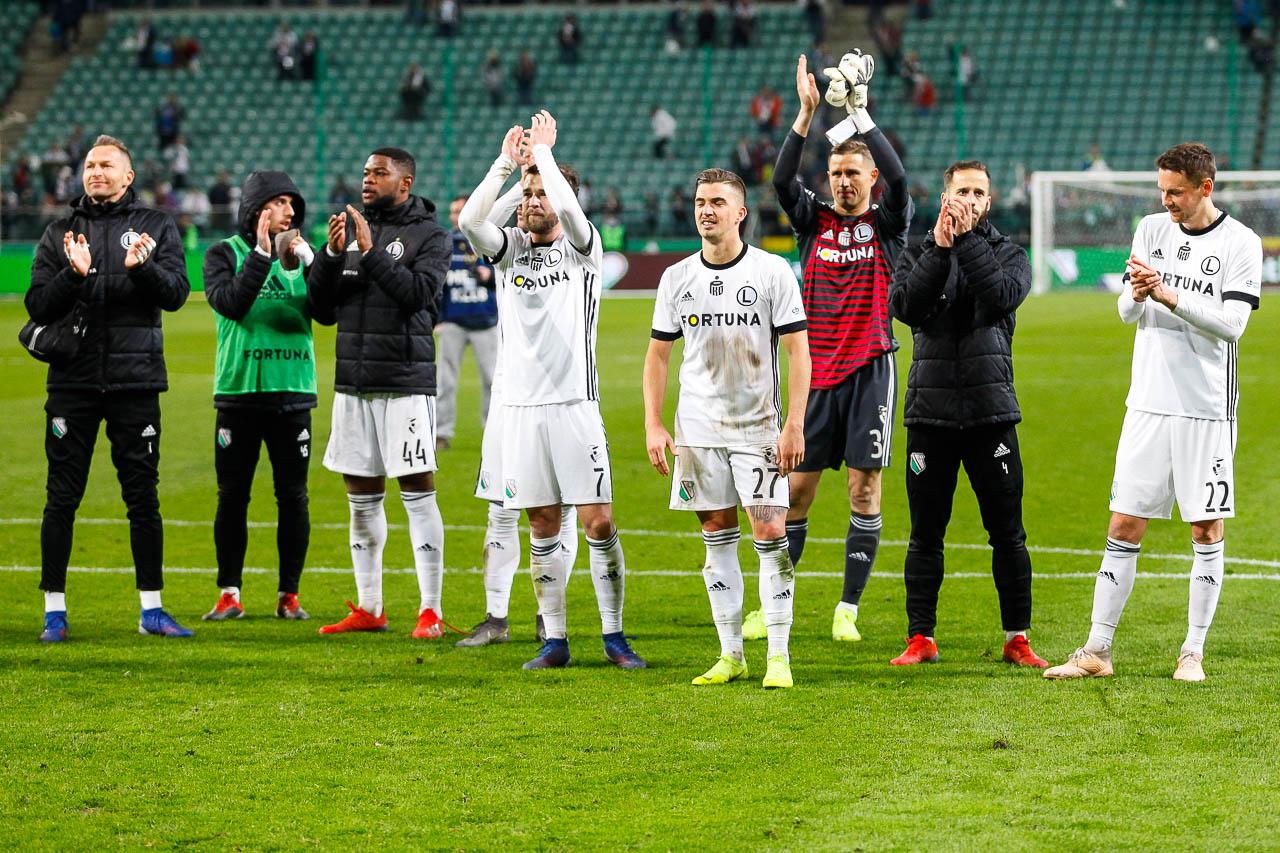 Legia Warszawa 3-0 Jagiellonia Białystok - fot. Piotr Galas (zdjęcie 86 z 87)