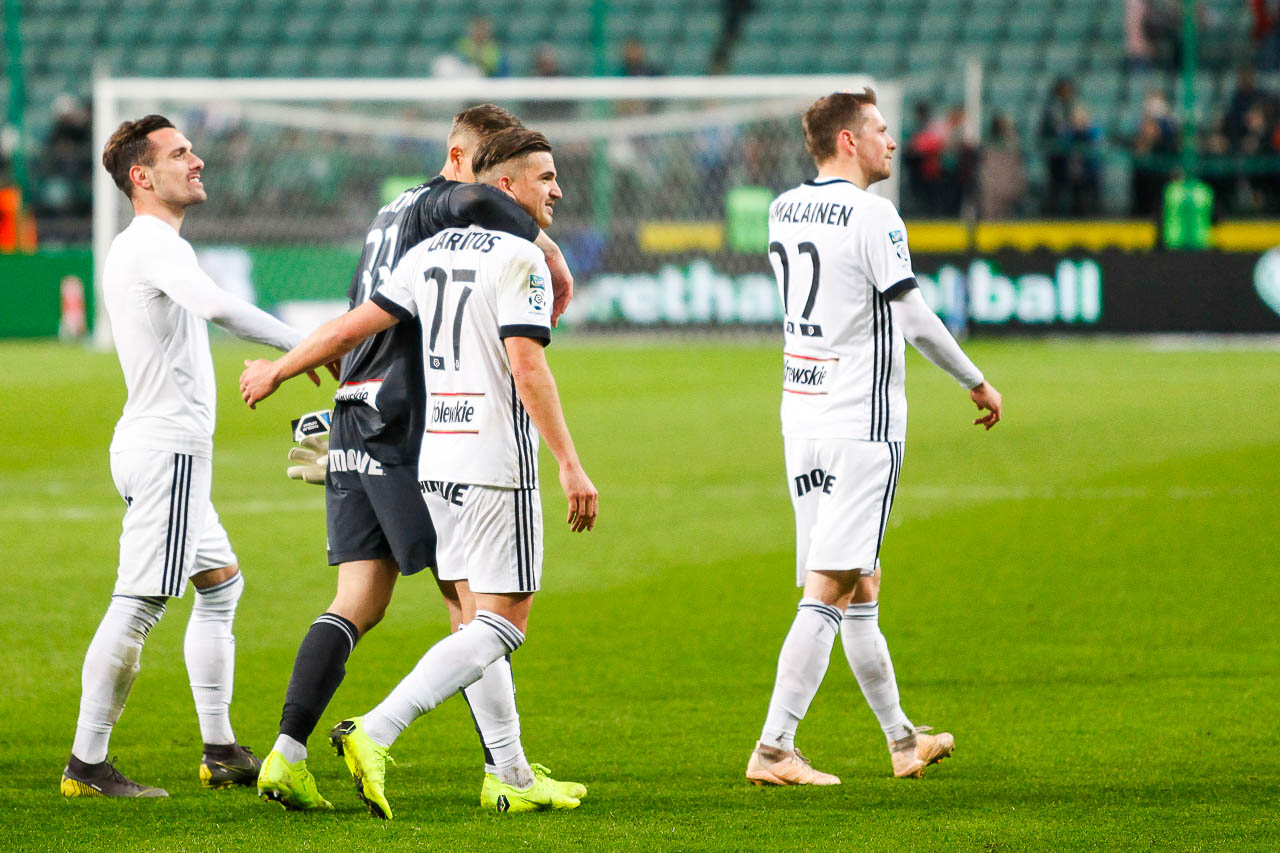 Legia Warszawa 3-0 Jagiellonia Białystok - fot. Piotr Galas (zdjęcie 87 z 87)