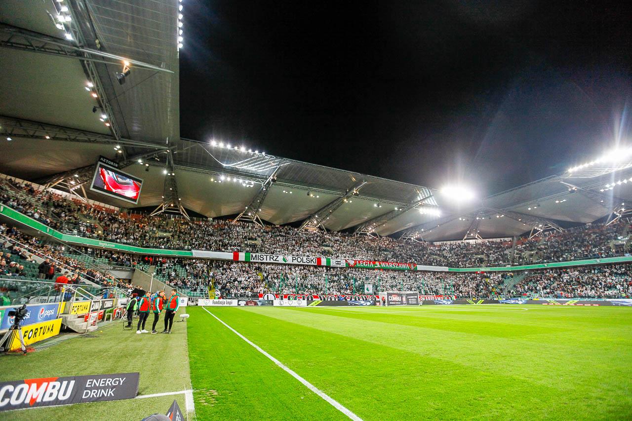 Legia Warszawa 3-0 Jagiellonia Białystok - fot. Piotr Galas (zdjęcie 9 z 87)