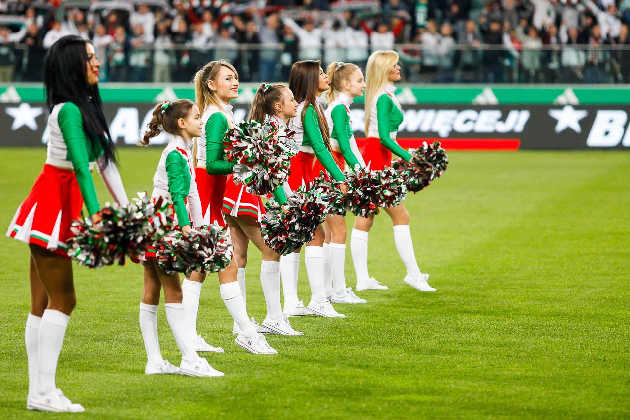 Legia Warszawa 0-1 Piast Gliwice - fot. Piotr Galas (zdjęcie 10 z 72)