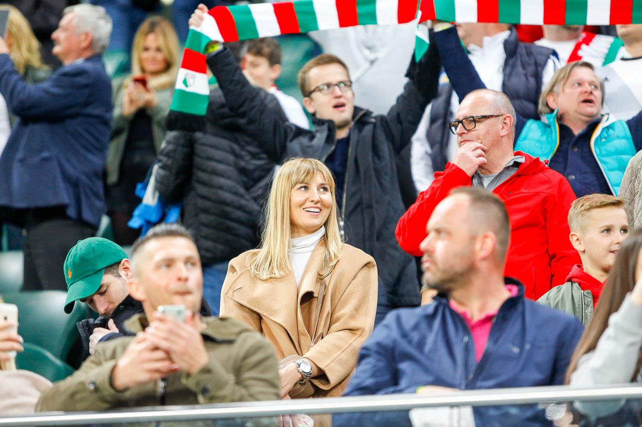 Legia Warszawa 0-1 Piast Gliwice - fot. Piotr Galas (zdjęcie 11 z 72)