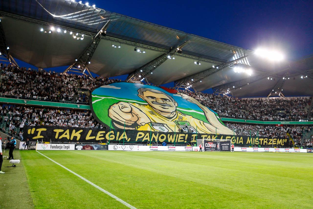 Legia Warszawa 0-1 Piast Gliwice - fot. Piotr Galas (zdjęcie 13 z 72)