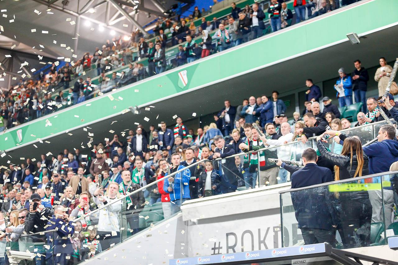 Legia Warszawa 0-1 Piast Gliwice - fot. Piotr Galas (zdjęcie 14 z 72)