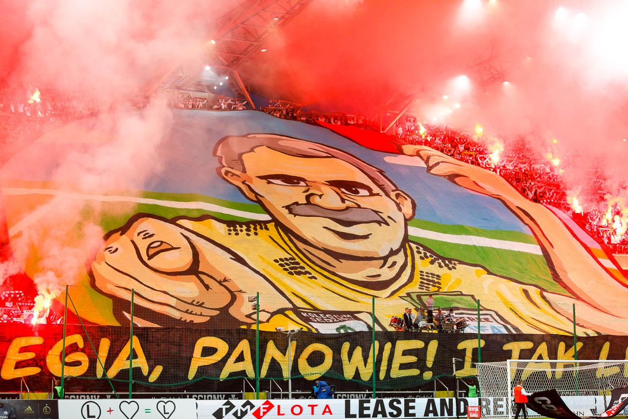 Legia Warszawa 0-1 Piast Gliwice - fot. Piotr Galas (zdjęcie 15 z 72)