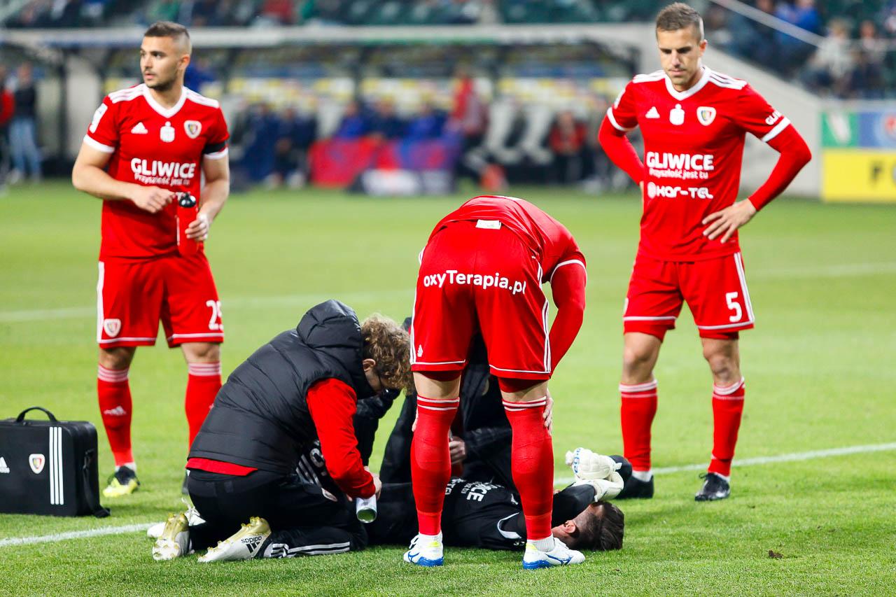 Legia Warszawa 0-1 Piast Gliwice - fot. Piotr Galas (zdjęcie 19 z 72)