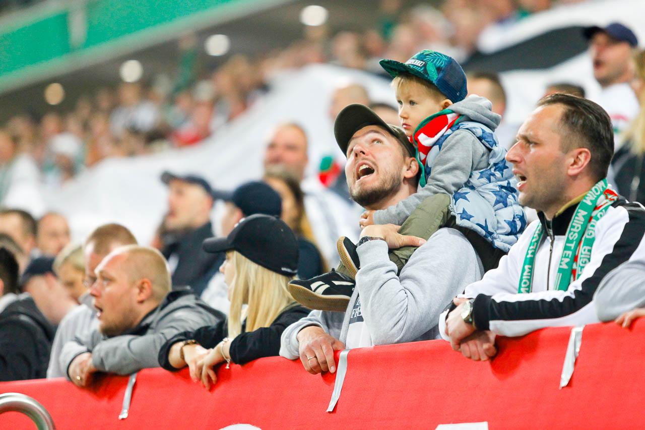 Legia Warszawa 0-1 Piast Gliwice - fot. Piotr Galas (zdjęcie 21 z 72)