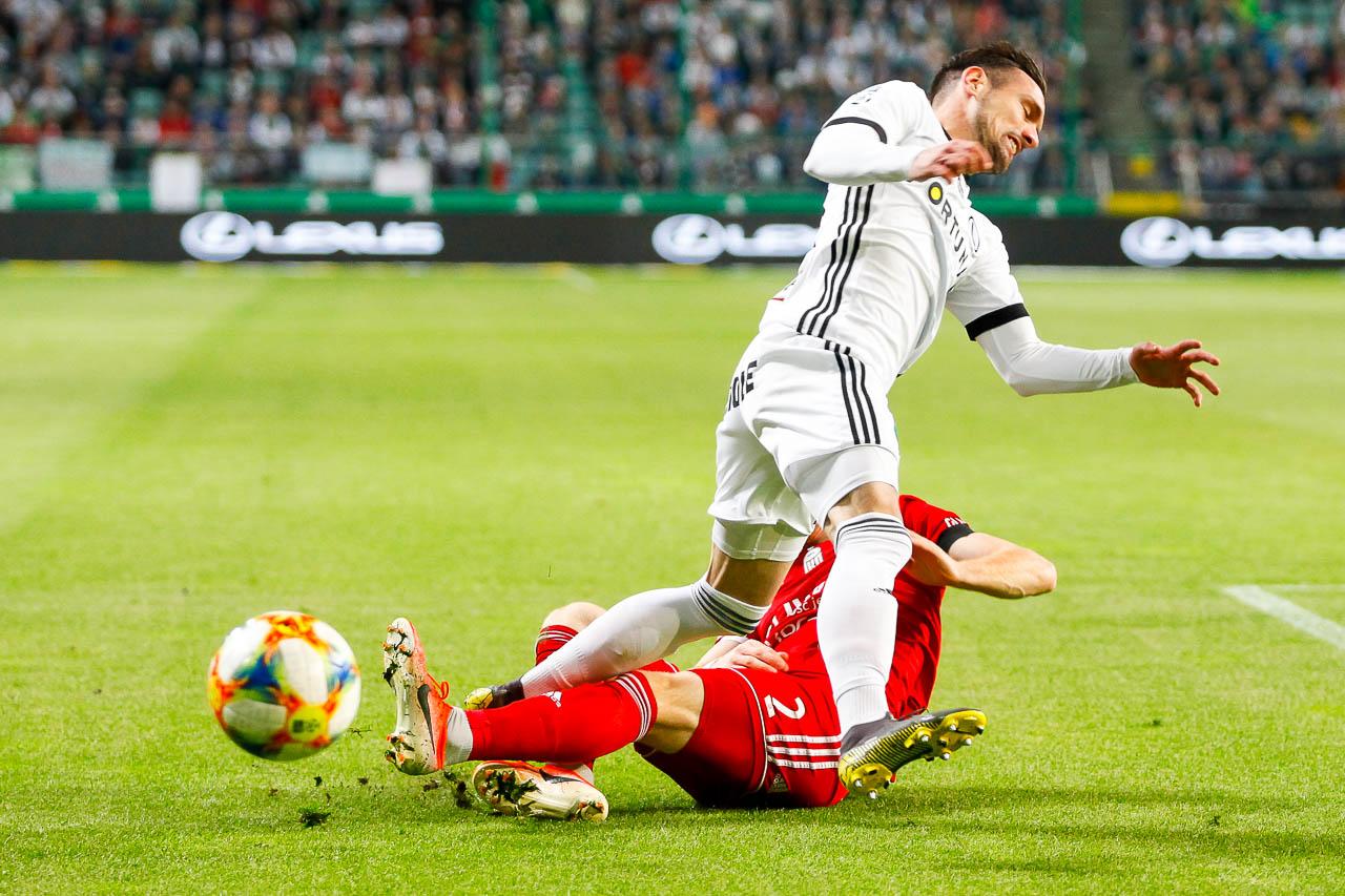 Legia Warszawa 0-1 Piast Gliwice - fot. Piotr Galas (zdjęcie 23 z 72)