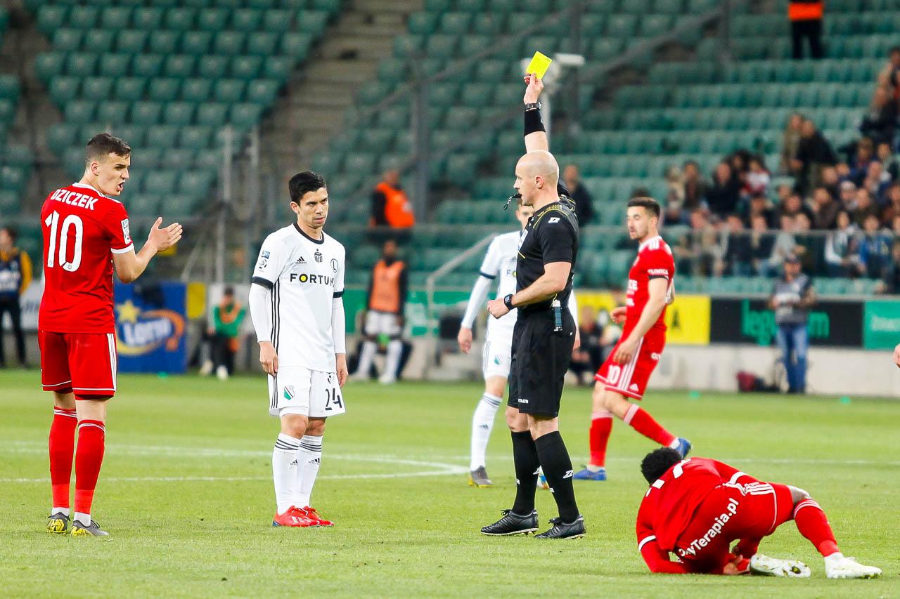 Legia Warszawa 0-1 Piast Gliwice - fot. Piotr Galas (zdjęcie 39 z 72)