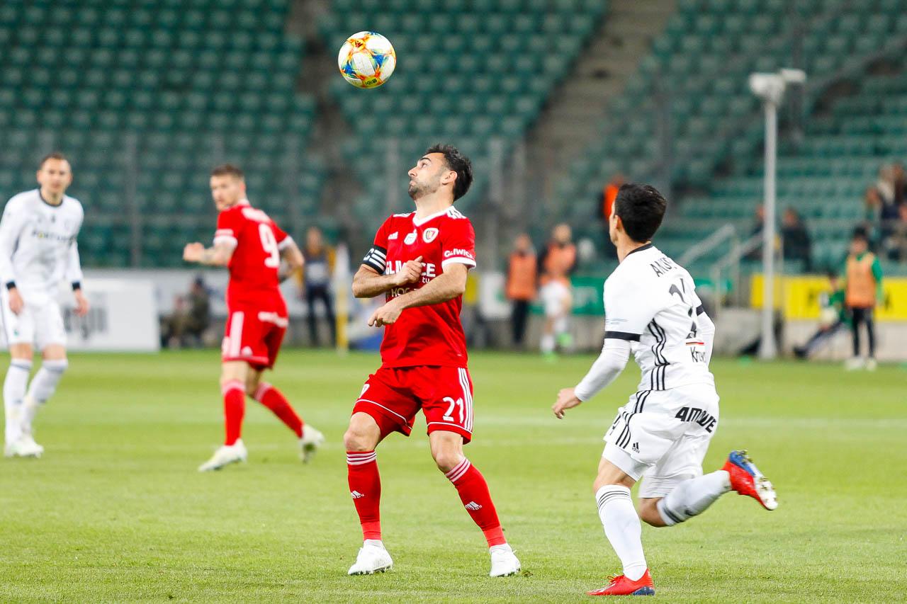 Legia Warszawa 0-1 Piast Gliwice - fot. Piotr Galas (zdjęcie 40 z 72)
