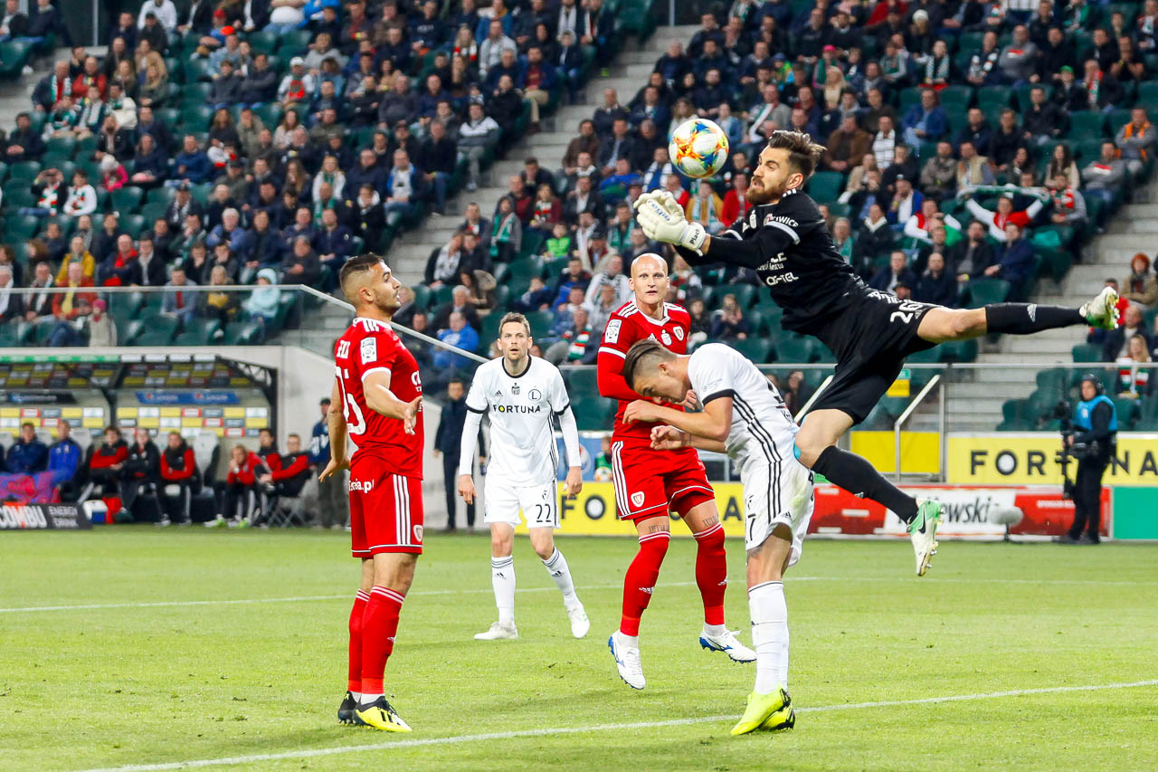 Legia Warszawa 0-1 Piast Gliwice - fot. Piotr Galas (zdjęcie 43 z 72)