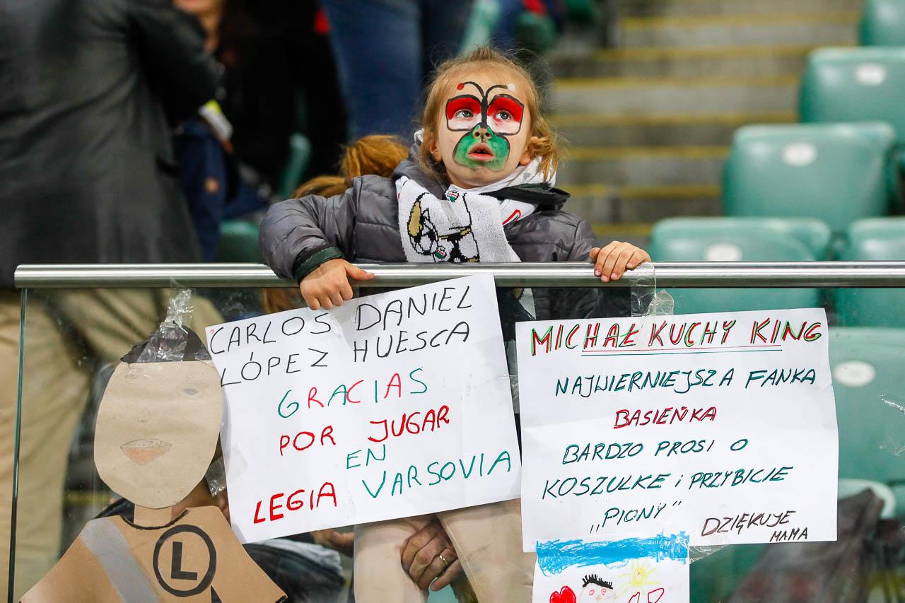 Legia Warszawa 0-1 Piast Gliwice - fot. Piotr Galas (zdjęcie 50 z 72)