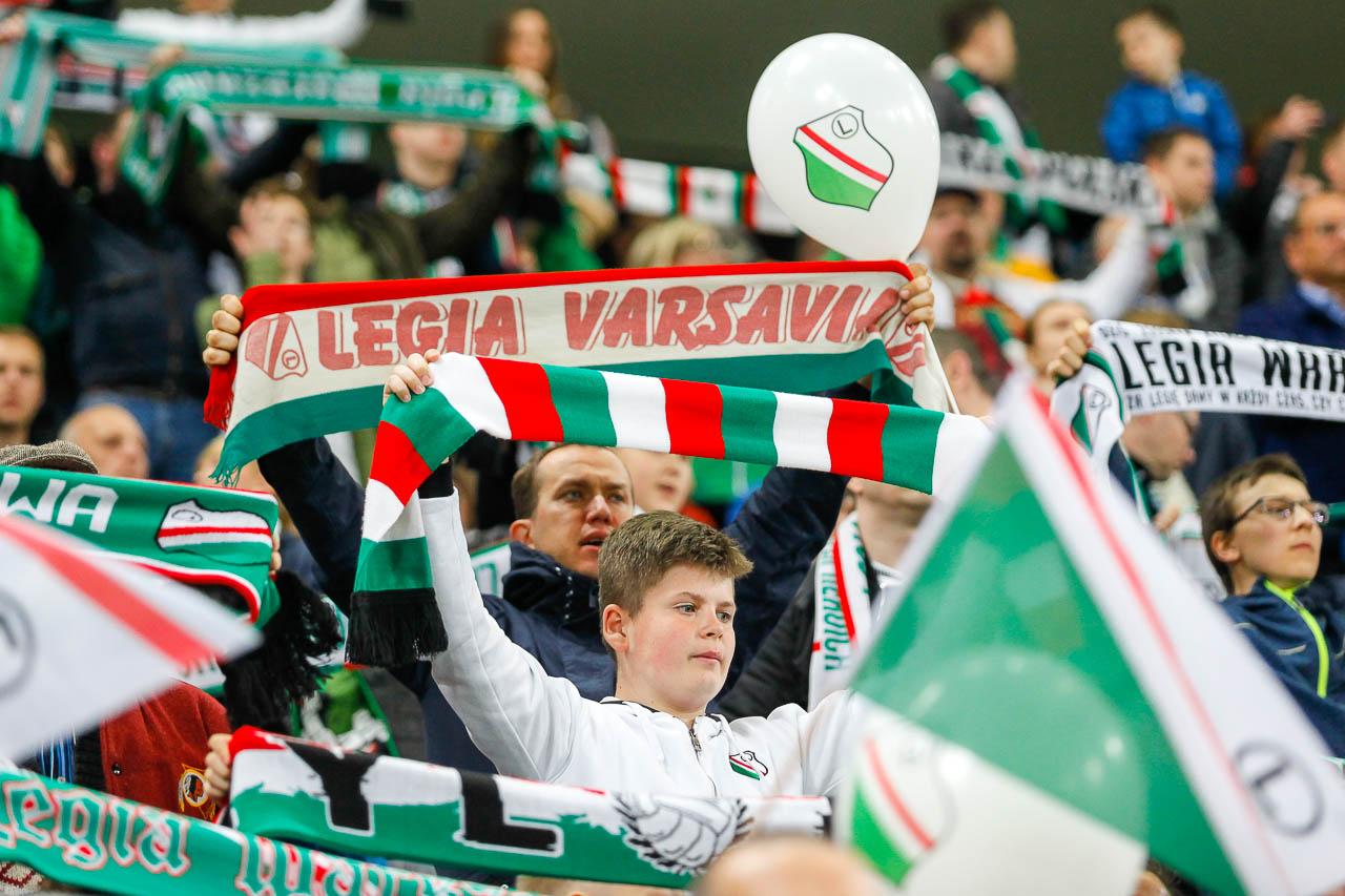 Legia Warszawa 0-1 Piast Gliwice - fot. Piotr Galas (zdjęcie 52 z 72)