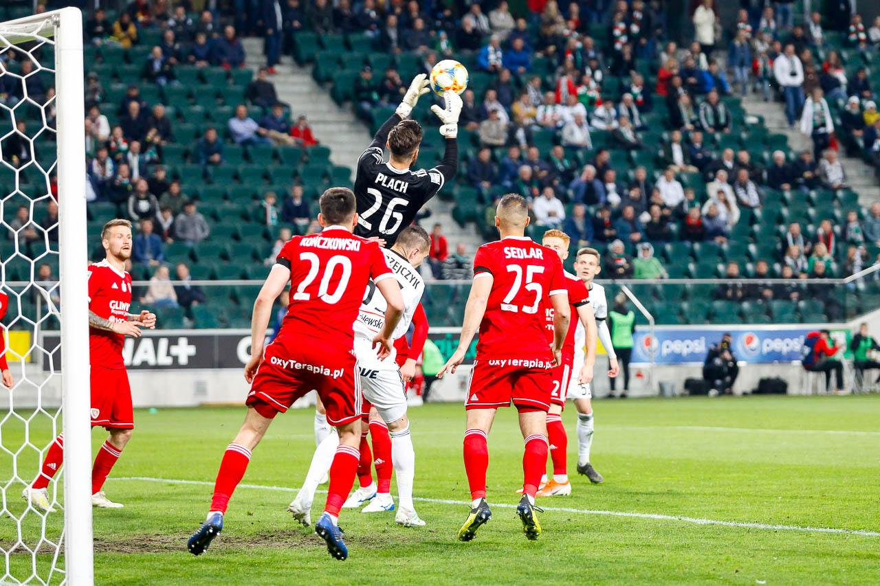 Legia Warszawa 0-1 Piast Gliwice - fot. Piotr Galas (zdjęcie 54 z 72)