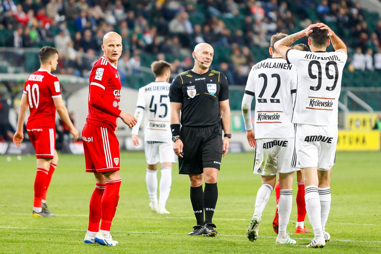 Legia Warszawa 0-1 Piast Gliwice - fot. Piotr Galas (zdjęcie 66 z 72)