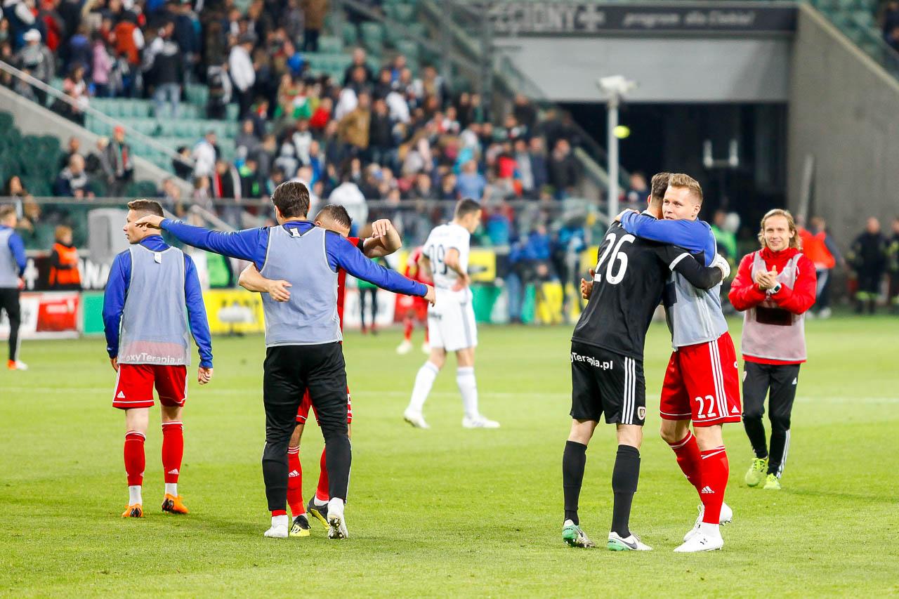 Legia Warszawa 0-1 Piast Gliwice - fot. Piotr Galas (zdjęcie 69 z 72)