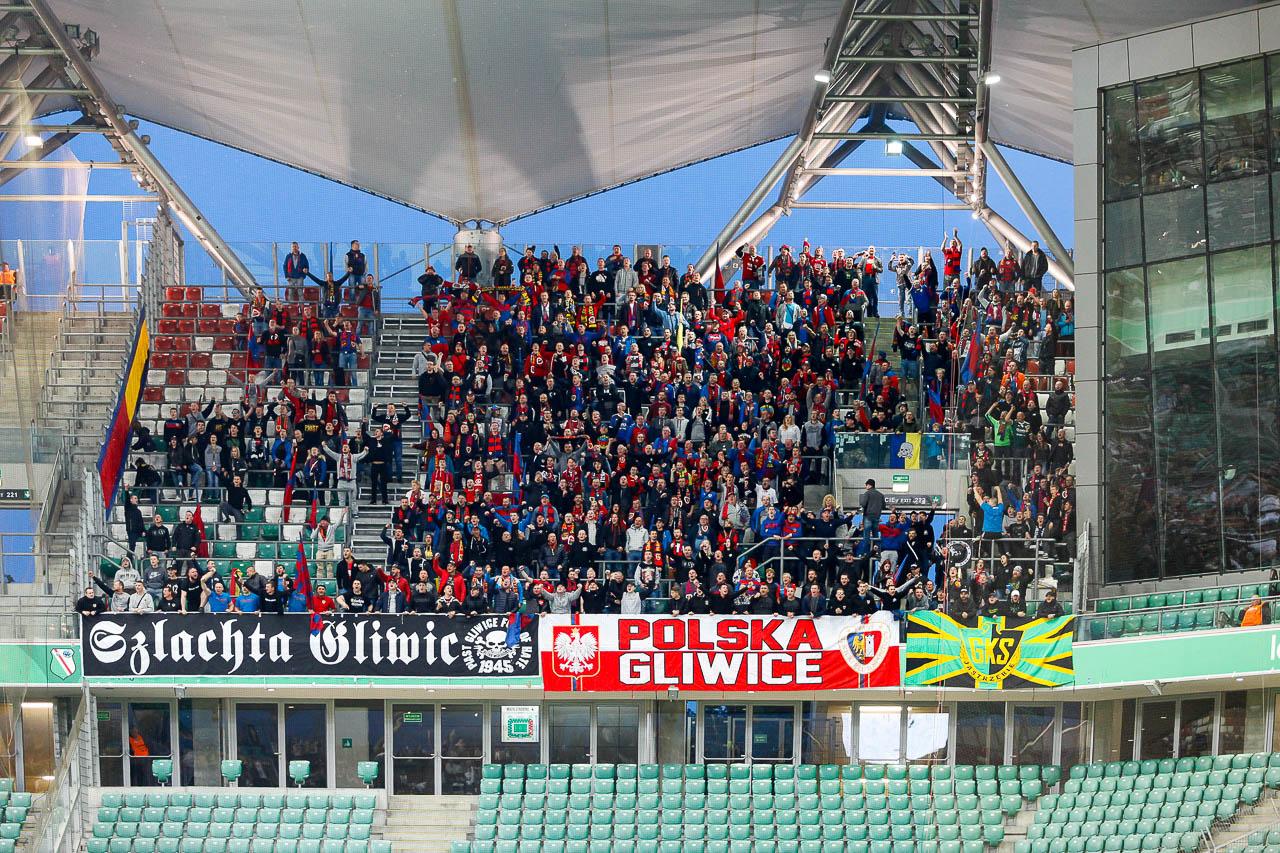 Legia Warszawa 0-1 Piast Gliwice - fot. Piotr Galas (zdjęcie 7 z 72)