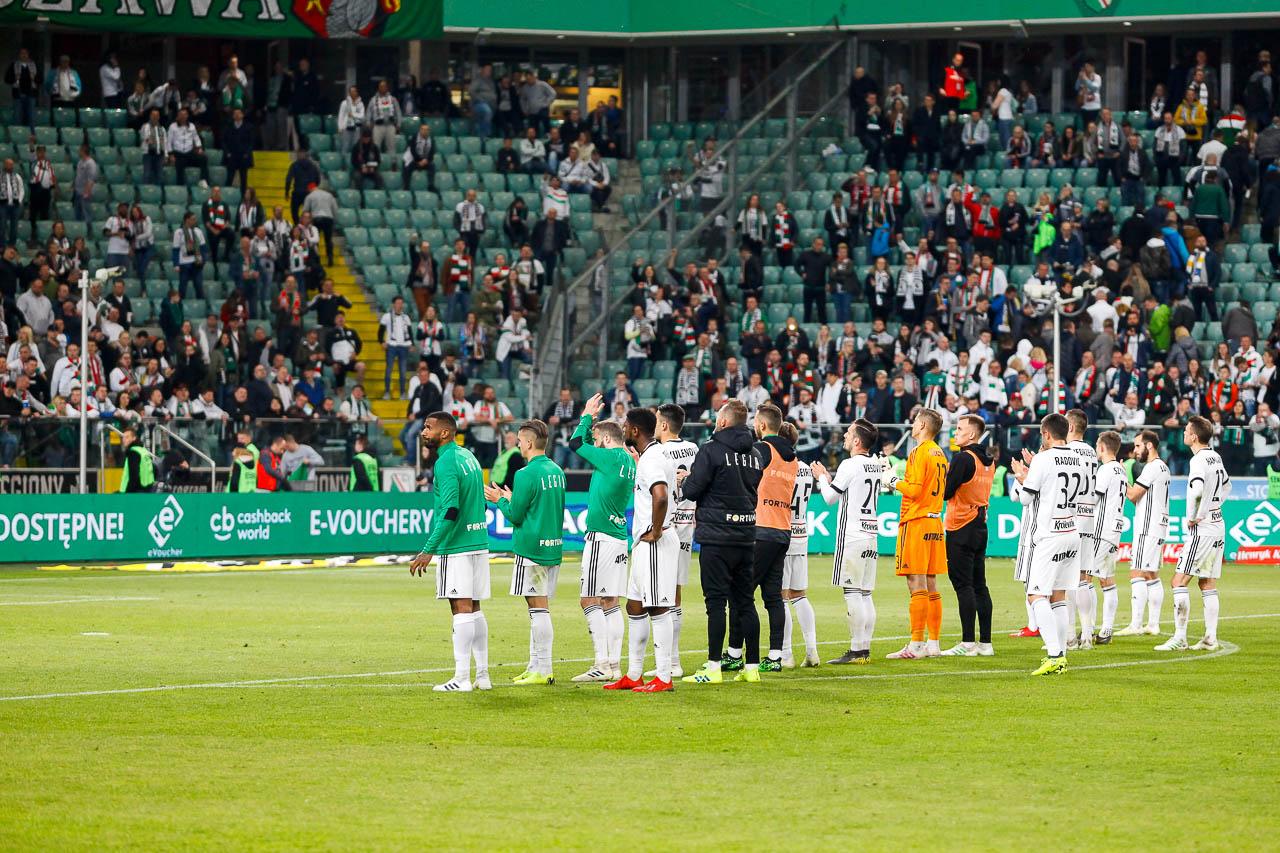Legia Warszawa 0-1 Piast Gliwice - fot. Piotr Galas (zdjęcie 72 z 72)