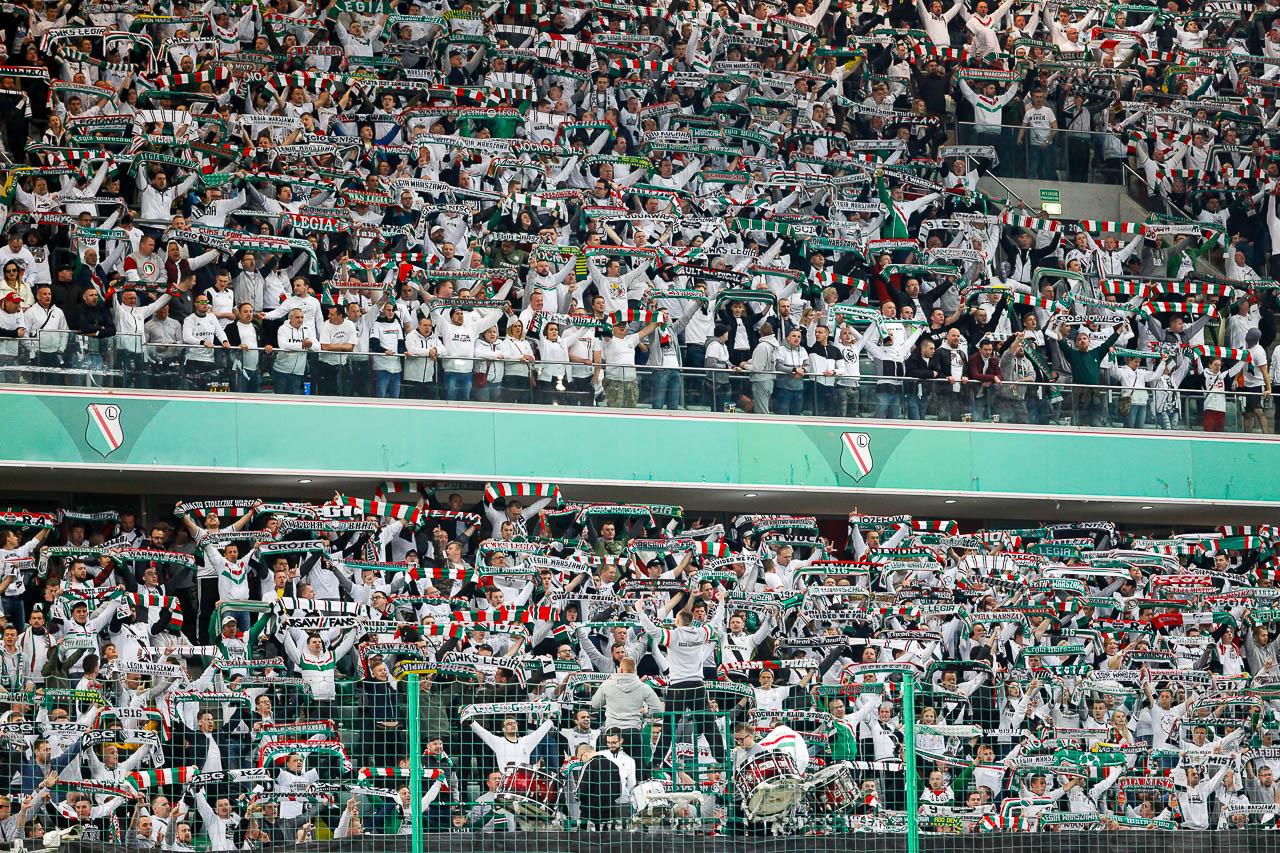 Legia Warszawa 0-1 Piast Gliwice - fot. Piotr Galas (zdjęcie 9 z 72)
