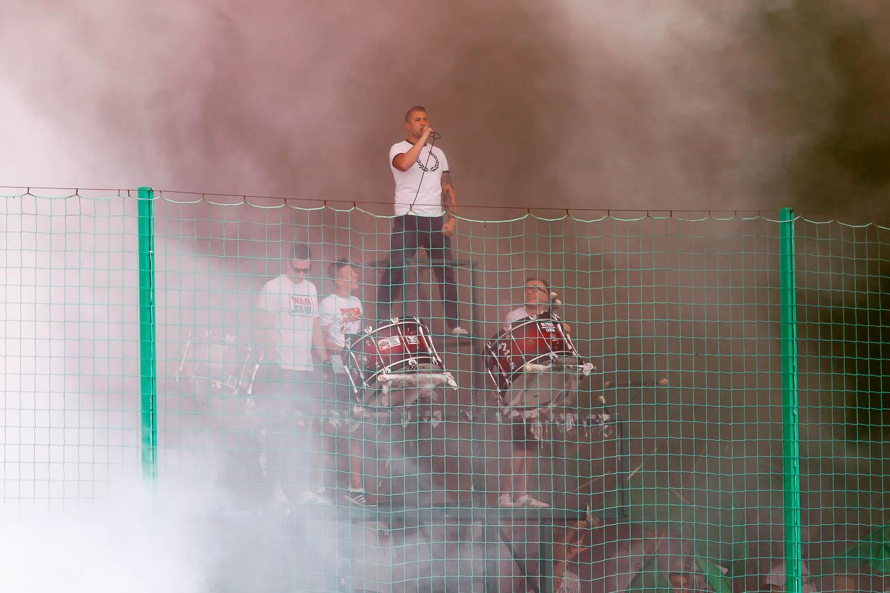 Legia Warszawa 1-1 Pogoń Szczecin - fot. Piotr Galas (zdjęcie 1 z 96)