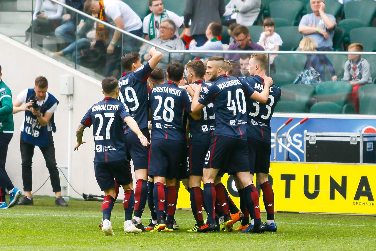 Legia Warszawa 1-1 Pogoń Szczecin - fot. Piotr Galas (zdjęcie 10 z 96)