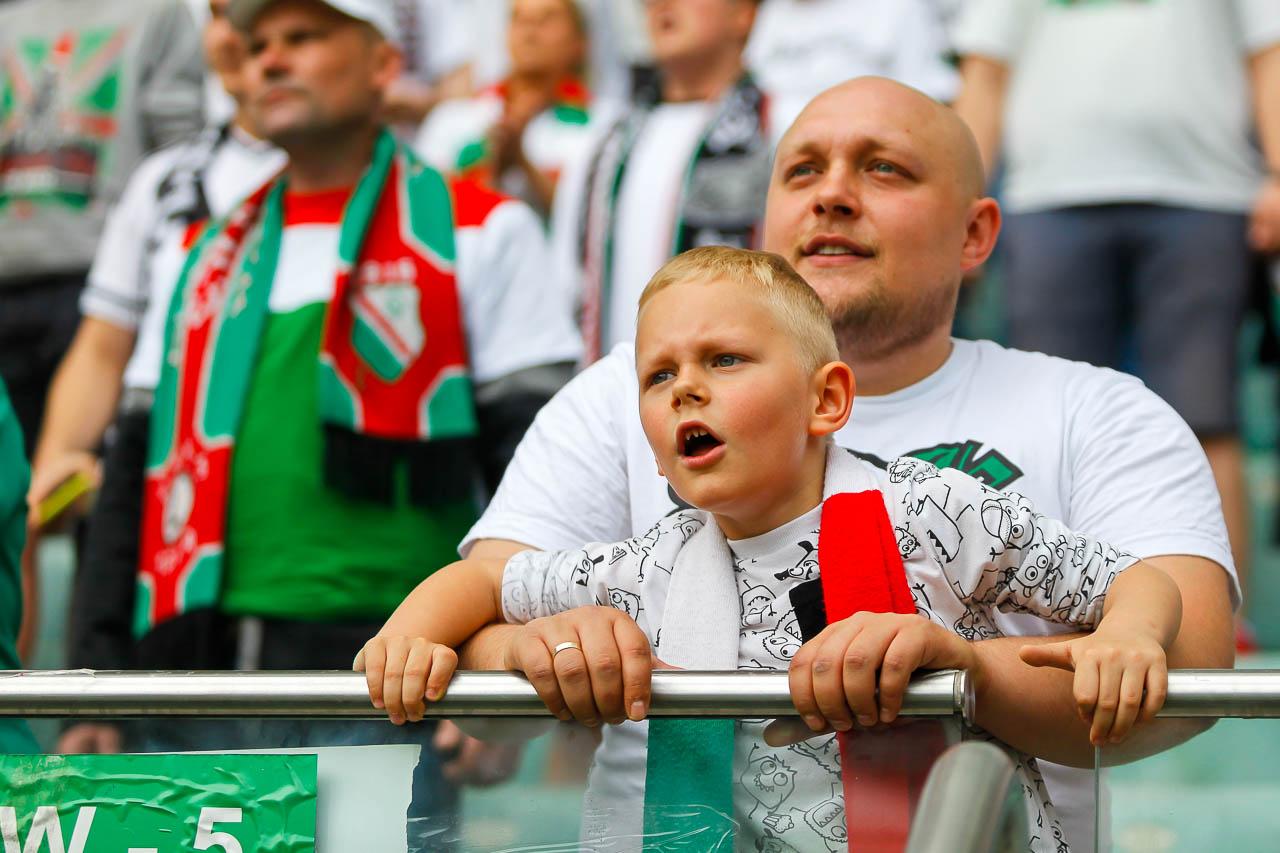 Legia Warszawa 1-1 Pogoń Szczecin - fot. Piotr Galas (zdjęcie 12 z 96)
