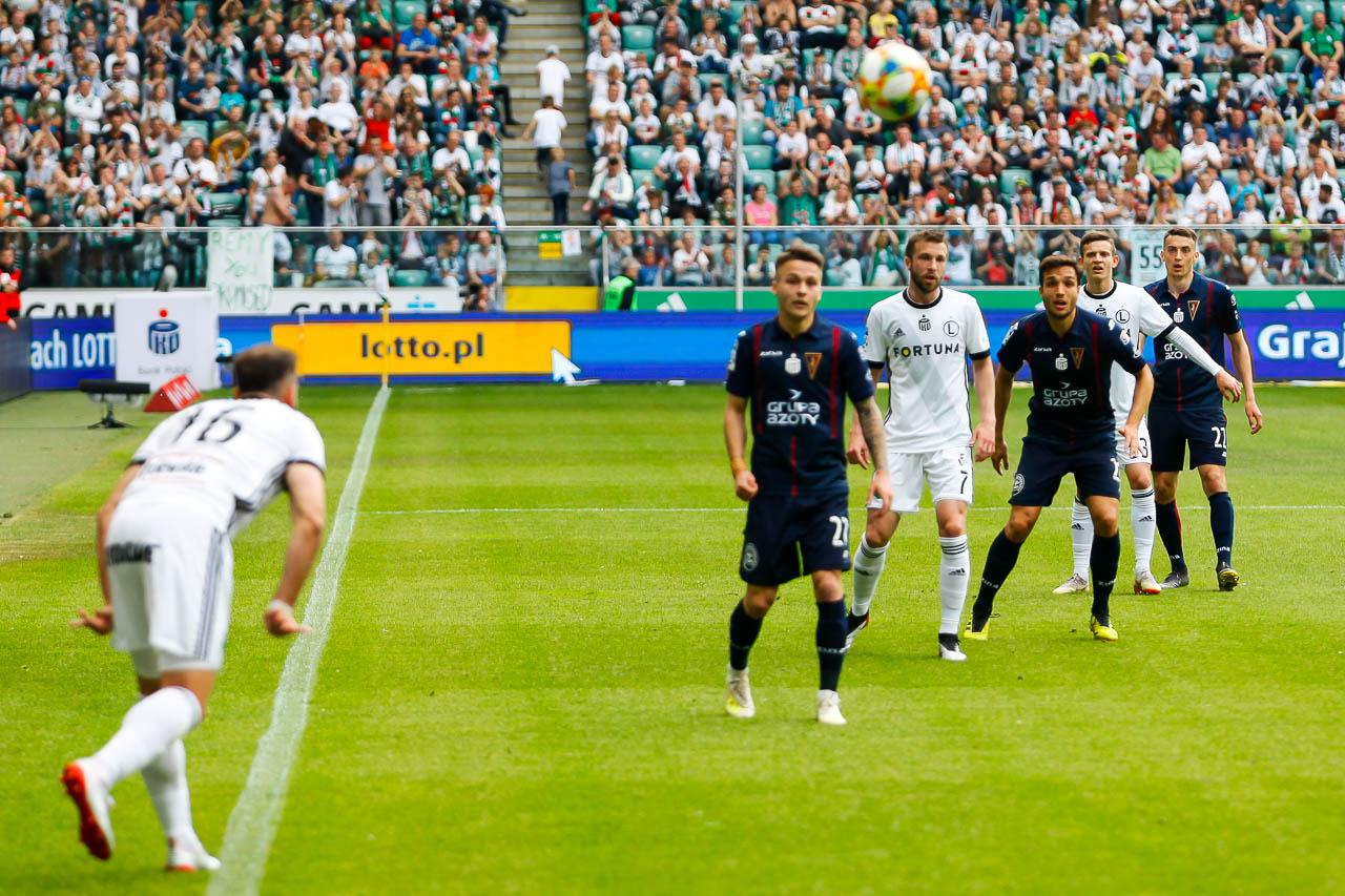 Legia Warszawa 1-1 Pogoń Szczecin - fot. Piotr Galas (zdjęcie 18 z 96)