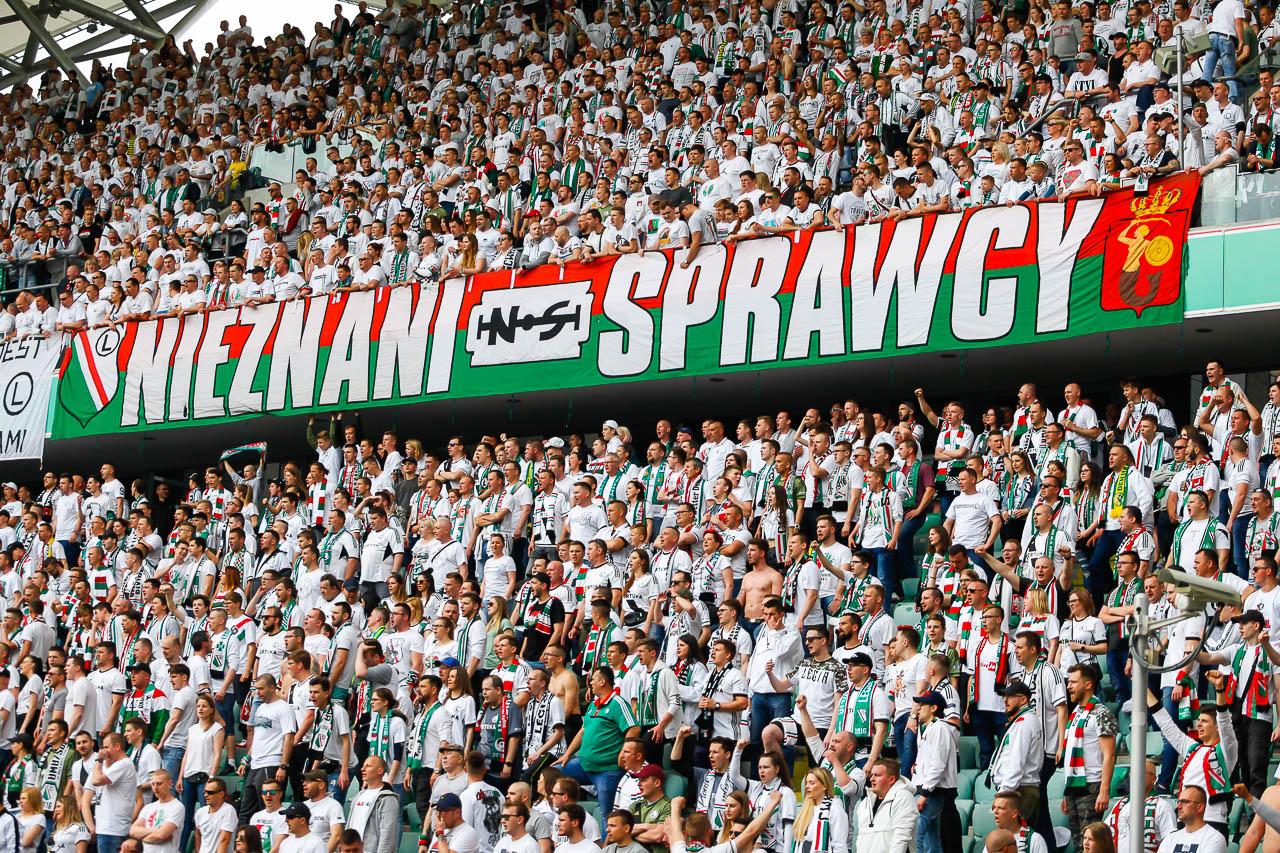 Legia Warszawa 1-1 Pogoń Szczecin - fot. Piotr Galas (zdjęcie 22 z 96)